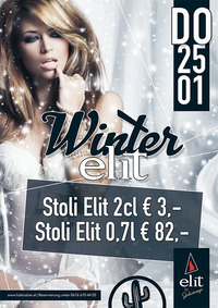 Winter Elit@Kaktus Bar