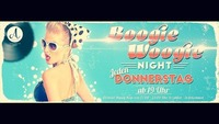 Boogie Woogie Night@A-Danceclub