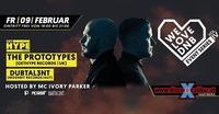 WE <3 DNB Series - The Prototypes & Dubtal3nt@Excalibur