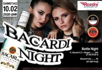 Bacardi Night@Rossini