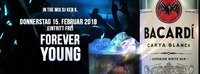 Forever Young - Bacardi Feeling@Excalibur