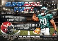 ►►►► Superbowl PARTY ◄◄◄◄@Gabriel Entertainment Center