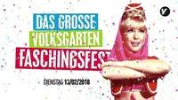Das große Volksgarten Faschingsfest!@Volksgarten Wien