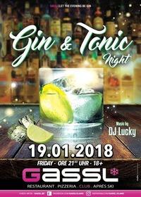 Gin & Tonic Night@Gassl