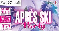 Cube One – APRES SKI PARTY@Cube One