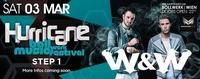 Hurricane - Bollwerk Music Festival! Pres. W&W@Bollwerk