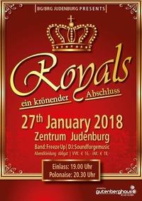 Maturaball des BG / BRG Judenburg (Royals - ein krönender Abschluss)@Veranstaltungszentrum