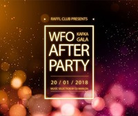 Wfo Kafka Gala After Party > Raffl Club <@Raffl Club