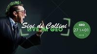 Sigi di Collini live@GEO