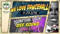 WAH GWAAN Saturdays w/ OSF Sound & Baba Sound@SUB