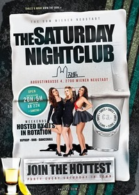 The Saturday Nightclub@The Dom