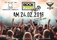 Rock Chaos Party@Loop