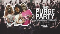 The PURGE PARTY & Aftershow-Maturaball HTL Paul Hahn@Musikpark-A1