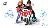 Fresh Fridays hosted by Juicy Crew Fr 26.1. at Passage@Babenberger Passage