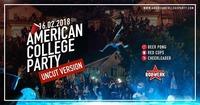 AMERICAN COLLEGE PARTY • 16.02.18 • XXL Edition@Bollwerk