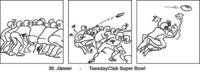 Tuesday4Club - Der Super Bowl@U4