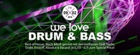 WE love Drum & Bass@Bollwerk Klagenfurt