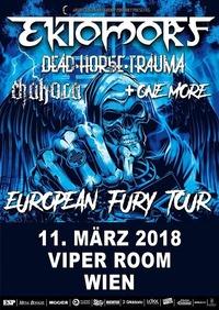 Ektomorf - European Fury Tour@Viper Room