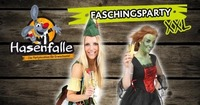 Hasenfalle Faschingsparty@Hasenfalle