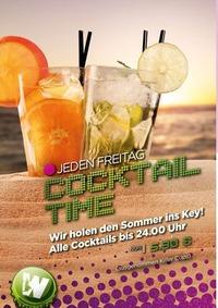Cocktail Time@Key-West-Bar