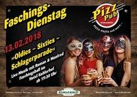 Faschings-Dienstag@Pizz Pub