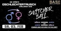 1. Switcher-Ball die größte Geschlechter-Tausch Challenge 2018@BASE
