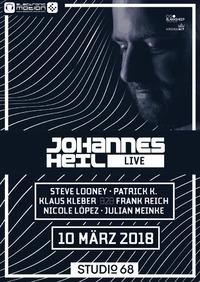 Johannes HEIL Live@Studio 68