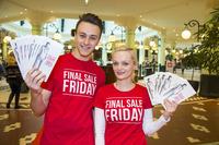Final Sale Friday im Designer Outlet Salzburg@Designer Outlet Salzburg