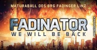 Fadinator - We will be Bäck@Redoutensäle