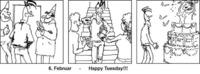 Tuesday4Club - Happy Tuesday@U4
