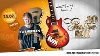 10 Jahresfeier mit Ed Sheeran Covershow@Rox Musicbar Linz