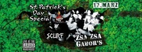 St.Patrick's Day Special - Live at the Garage@Warehouse