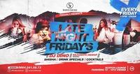 Late Night Friday's x Scotch Lounge x 16/02/18@Scotch Club