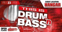 Drum and Bass@cheeese@Cheeese