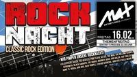 Themenfreitag ▲▼ Rocknacht – Classic Rock Edition ▲▼@MAX Disco