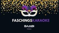 Faschingskaraoke@BAMBI Diele