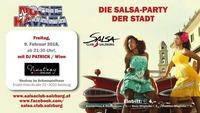 Noche Havana - die Salsa Party der Stadt - Salsa Club Salzburg@Schauspielhaus Salzburg