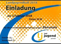 Landjugendball 2018@Neudorf