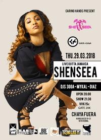 Shenseea live in Vienna@Chaya Fuera