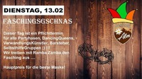 Faschingsgschnas@Manglburg Alm