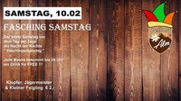 Faschings Samstag@Manglburg Alm