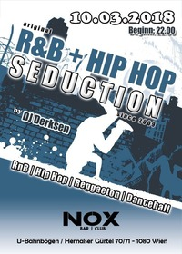 R&B + HIP HOP SEDUCTION
