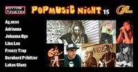 Popmusic Night 15 - Do 22.2. Cafe Carina@Café Carina