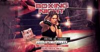 Boxing Night - Boxerautomat Turnier@Kino-Stadl