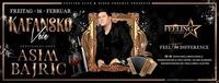 ★ Asim Bajric ★ Live★Kafansko Vece★ 16/02/18@Feeling