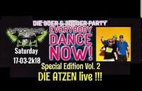 EVERYBODY DANCE NOW!         Special Edition Vol.2 - DIE ATZEN live!@Brooklyn