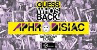 Guess Who's Back: Aphrodisiac at Chaya Fuera!@Chaya Fuera