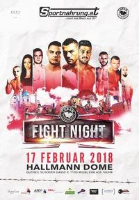 TOSAN Fight Night – Tag der Abrechnung