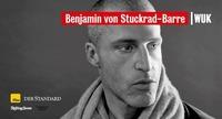 Benjamin von Stuckrad-Barre | WUK Wien