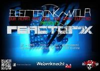 Electronic Saviour presents: Reactor7x (PL)@Weberknecht